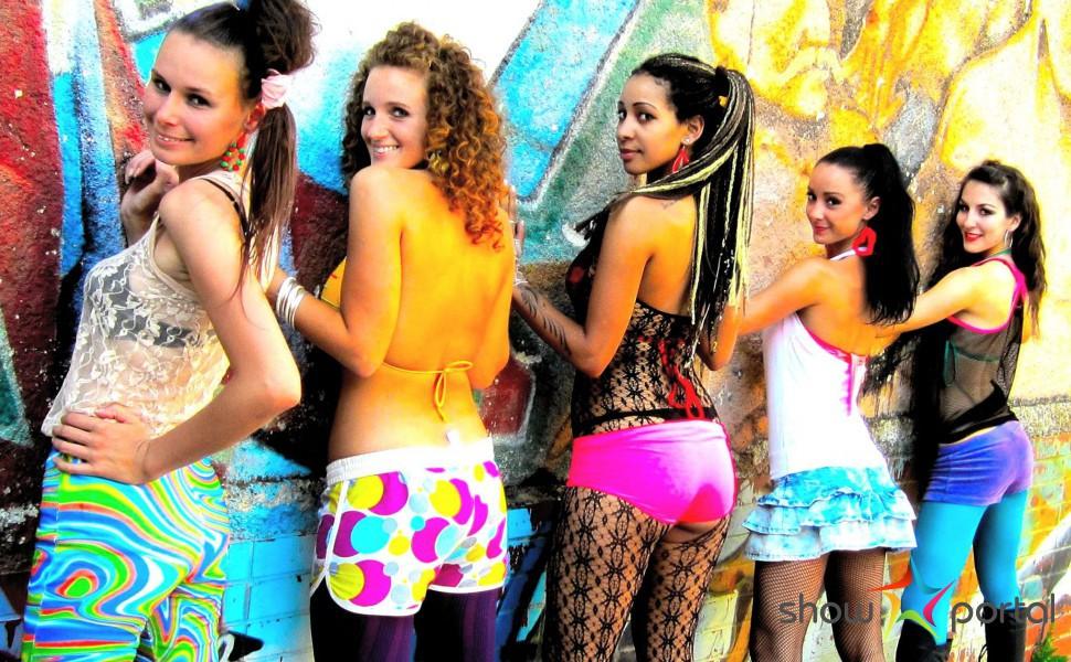 Juicy Gals Dance Crew