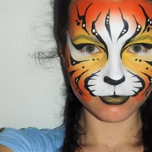 Maľovanie Na Tvar Facepainting Tetovanie Showportal Sk